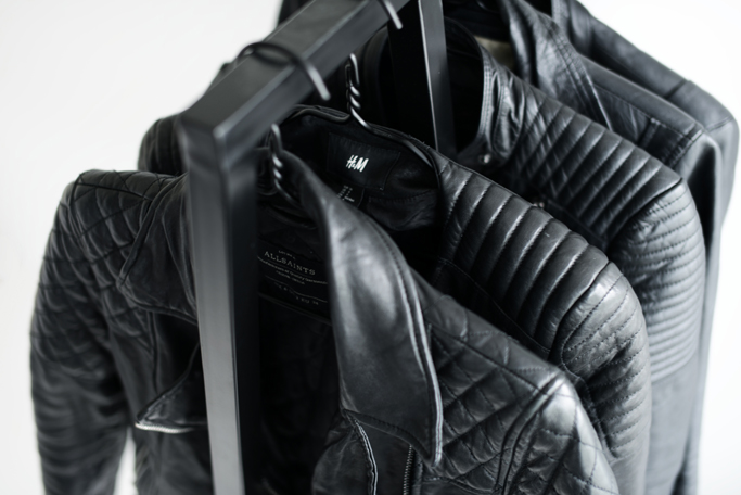 my Top 5 Leather Jackets
