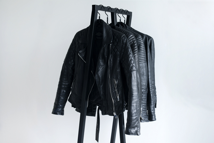 Picked Out My 5 Favourite Leather Jackets From My Closet. The First Runner  Is Definitely The Padded One From All Saints, Itu0027s Just Perfect In So Many  Ways!